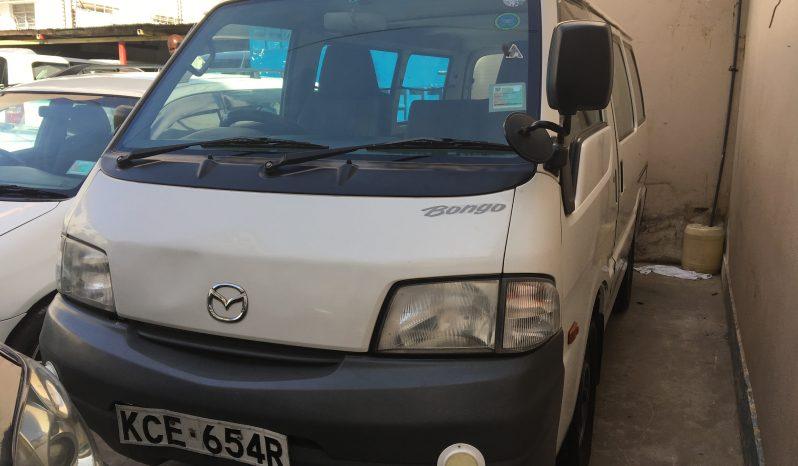 MAZDA BONGO KCE 654R