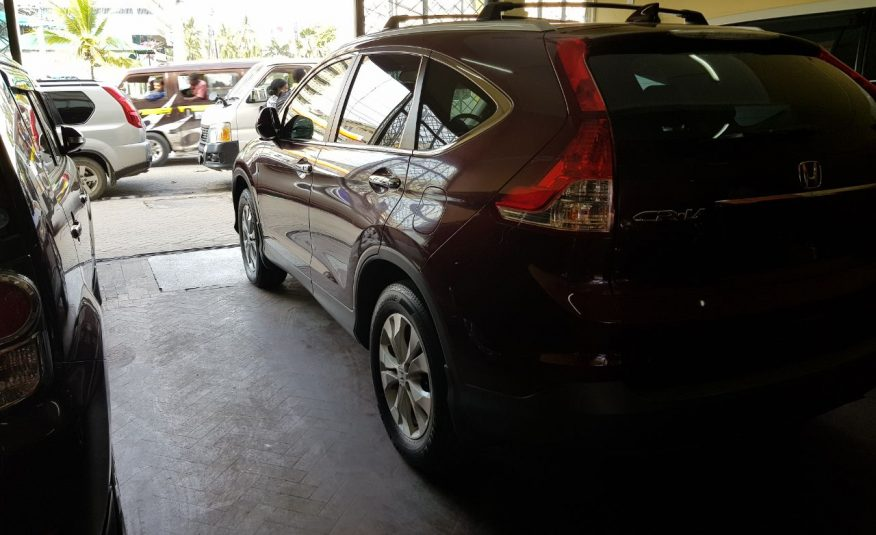 HONDA CR-V RM4-XXXX186