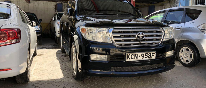 Mombasa orders car bazaars to close shop