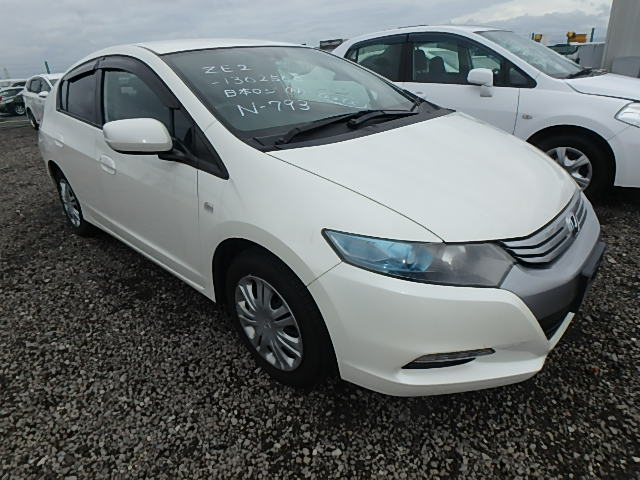 HONDA INSIGHT-ZE2-XXX2560