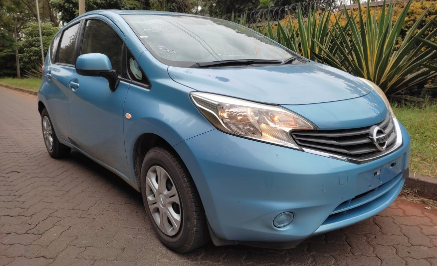NISSAN NOTE X DIS S