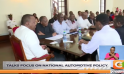 Uhuru Meets Local Vehicle Dealers in Mombasa