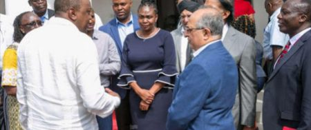 Produce affordable vehicles for Kenyans, Uhuru tells local assemblers